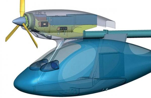 Гибридное будущее авиамотора