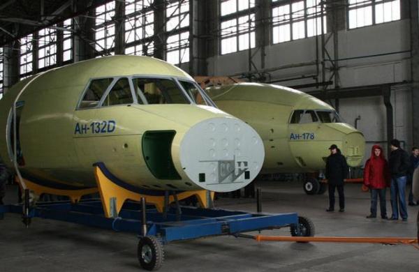 «Антонов» попросил на расширение производства самолетов 700 млн долларов